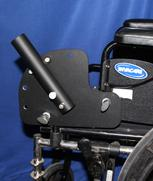 Dorado wheelchair rod holder