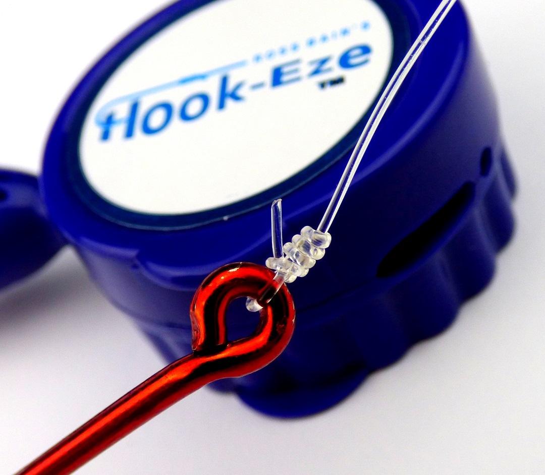 Hook-Eze & hook safe device
