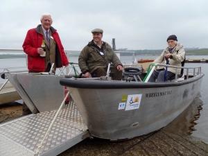 Wheelyboat Mk 111