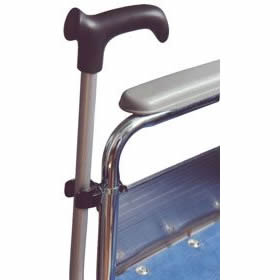 Walking Stick Clip for Wheelchairs