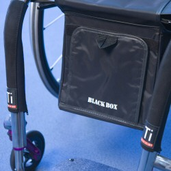 Black Box Wheelchair Carrying Bags