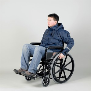 Deluxe Wheelchair Jacket