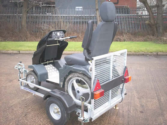 Scooter Trailer