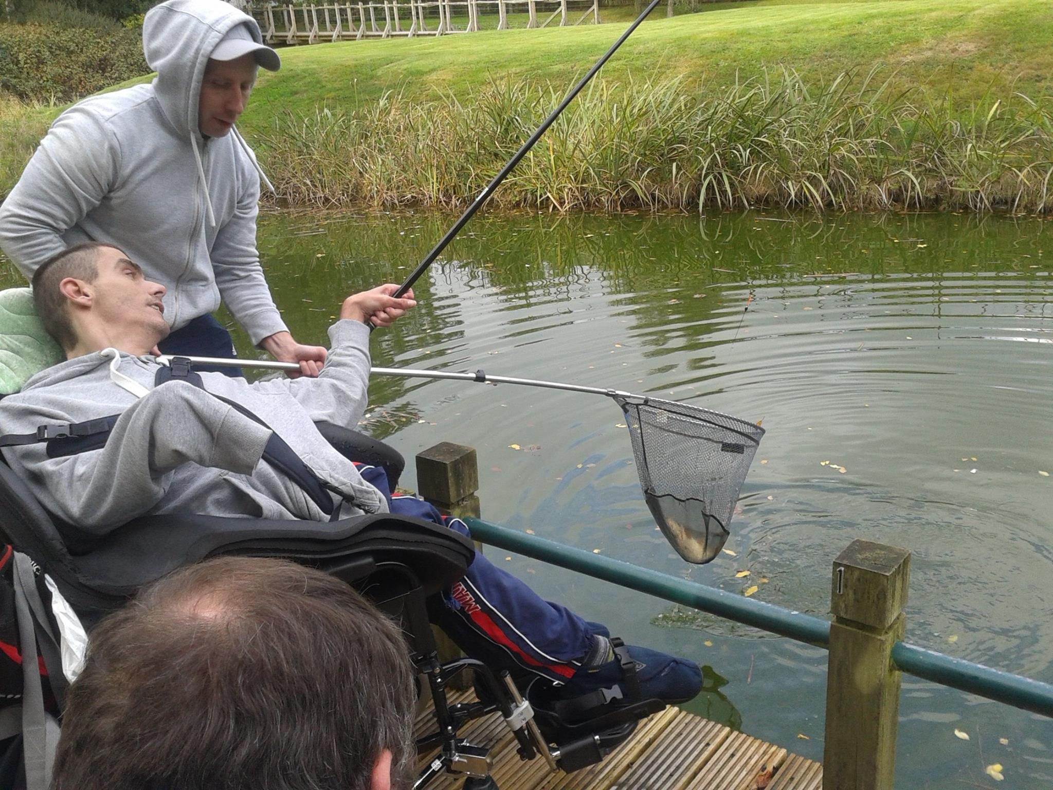 Adaptive angling equipment